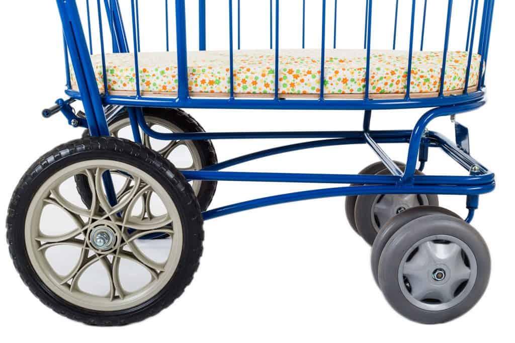 גלגלים לעגלול